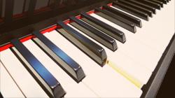 アコースティックピアノイメージ画像