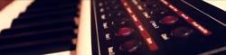 デジタルピアノボタンイメージ画像