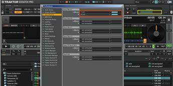 Audio Recorderに正常に信号が送られている状態