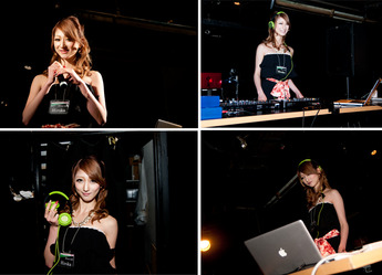 美人DJ ひろか