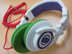 Reloop RHP-10 MILK GREEN RED