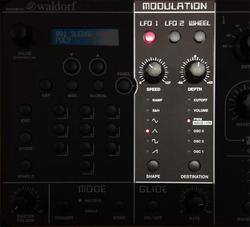 Sledge モジュレーション