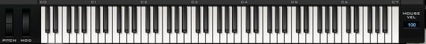 RP-Dockキーボード・セクション