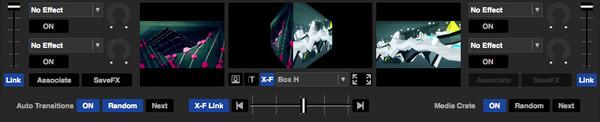 操作方法も考え方もとてもシンプルなSerato Video