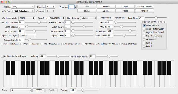 PL2 Editor Mac版