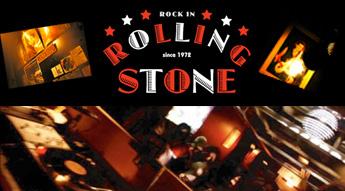 新宿 Rock in Rolling stone