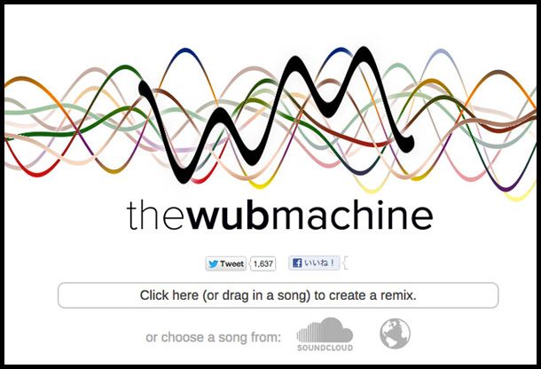 the wubmachine