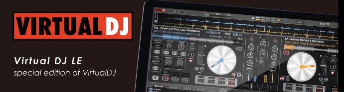 Virtual DJ LEのサンプラーをフル活用する