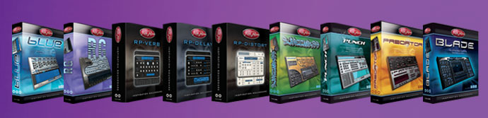Rob Papen 製品一覧