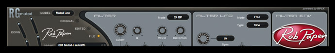 Rob Papen RG-Muted