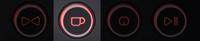 CUEボタン