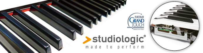 Studiologic from Italy.