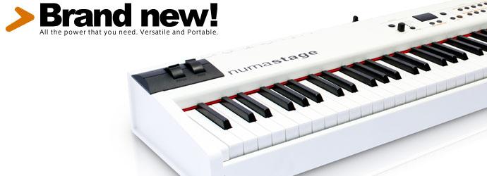 ついに発売!! Studiologic新製品Numa Stageをご紹介
