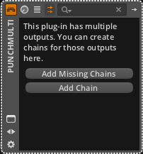 plug in multi out chain selector