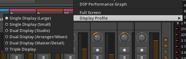 View / Display Profile