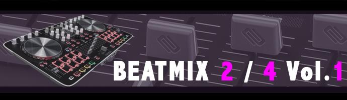 BeatMix 2/4連載大バナー