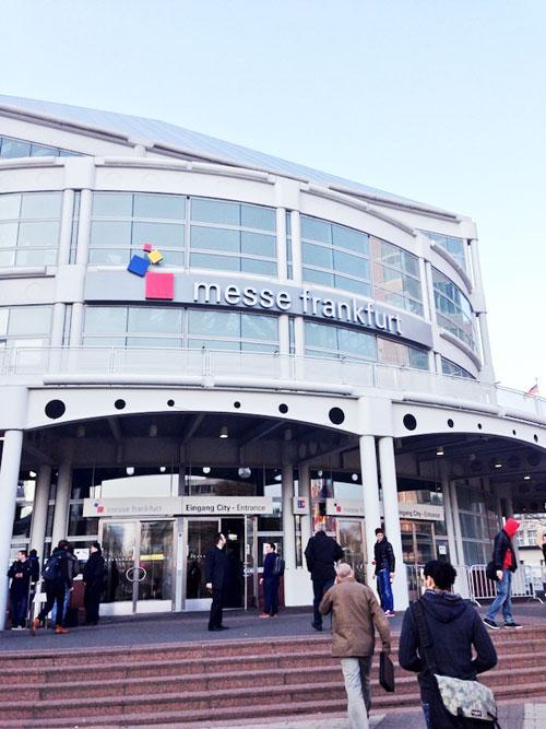 Musikmesseエントランス