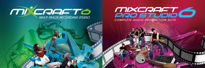 Mixcraft Pro 6で音と映像をミックス Vol.8!