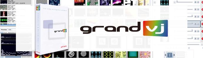 ArKaos GrandVJ発売直前リポート 1 バナー