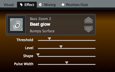 Beat glow