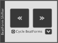 BeatForm Shifter