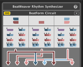 BeatForm Circuit