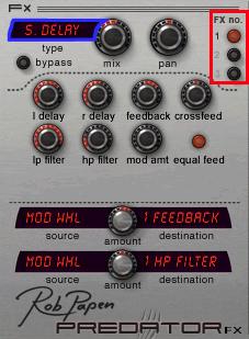 FX no ボタン