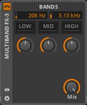 Multiband FX-3