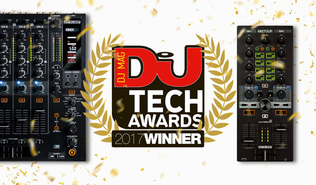 DJ TECH AWARDS 2017受賞
