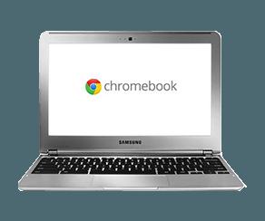 Chromebook-Laptop