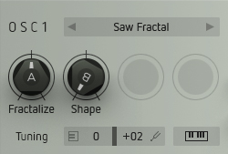 Saw Fractal