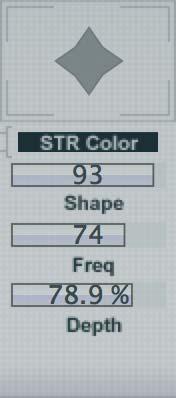 STR Color