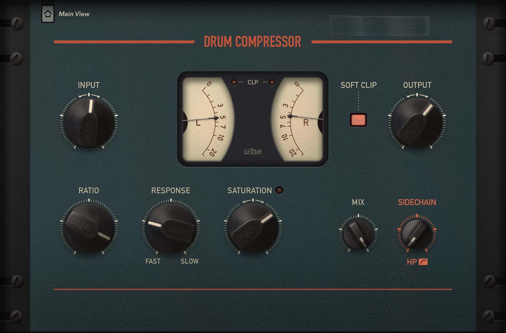 Drum Compressor
