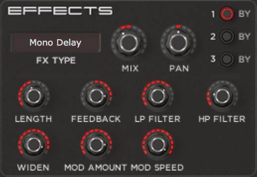 Mono Delay