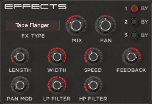Tape Flanger