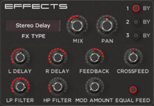 Stereo Delay