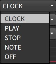 Clockタイプ
