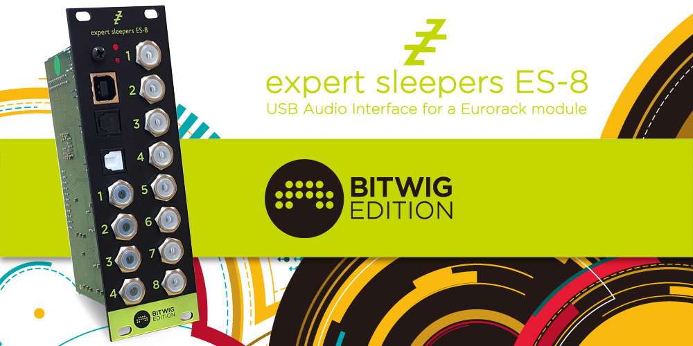 ES-8 Bitwig Edition発売