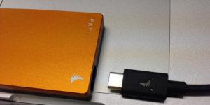 【コラム】SSD2GO PKT は USB3.1 Gen2