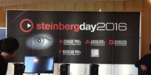 イベントレポート:Steinberg Day 2016