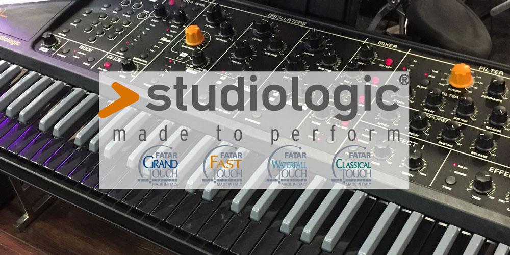 【今月はこちら!!】Studiologic試奏会