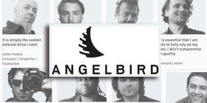 Angelbirdアーティストコメント