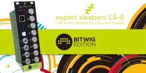 Bitwig 新製品「ES-8 Bitwig Edition」発売のお知らせ