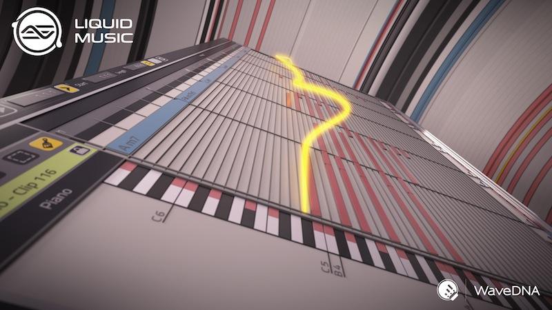 【新製品】WaveDNA社 Liquid Music発売開始のお知らせ