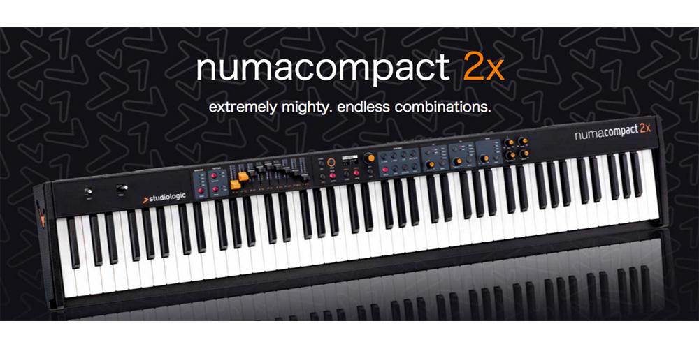 【NAMM2018】NUMA Compact 2x を解説