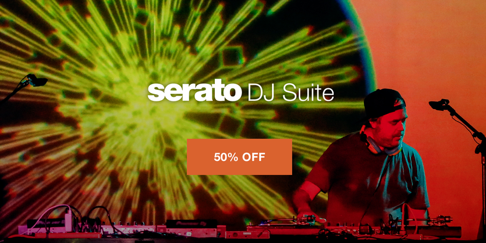 【DJ連載-番外編-】Serato DJ Suite半額なので、ライセンスについて。