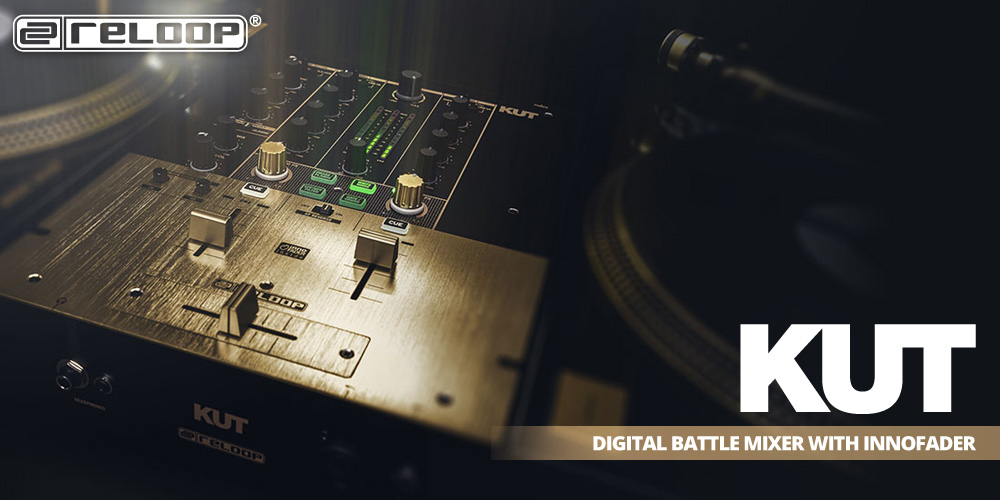 【DJ連載-87-】KUT解説!エフェクターが進化してる!