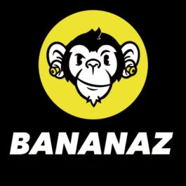 Bananazロゴ