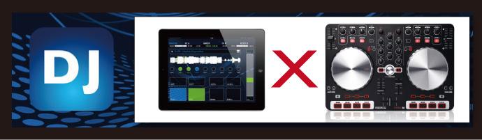 iPadでBEATMIX!
