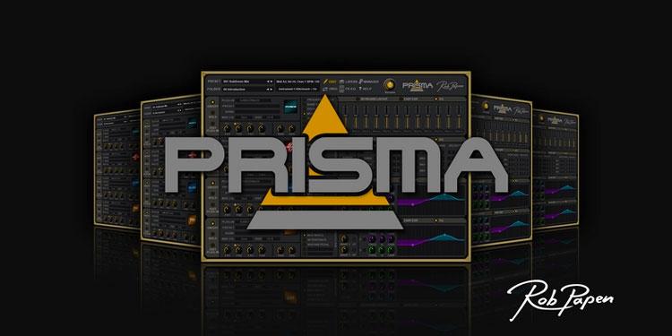 RobPapenユーザー必見!! PRISMAをゲットせよ!